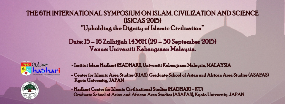 6th ISICAS 2015