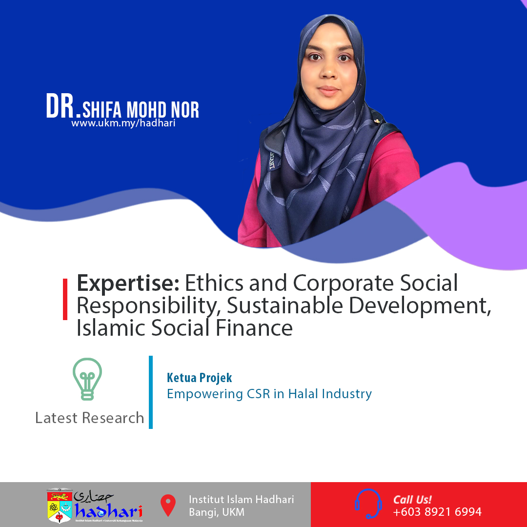 felo poster Dr Shifa Mohd Nor