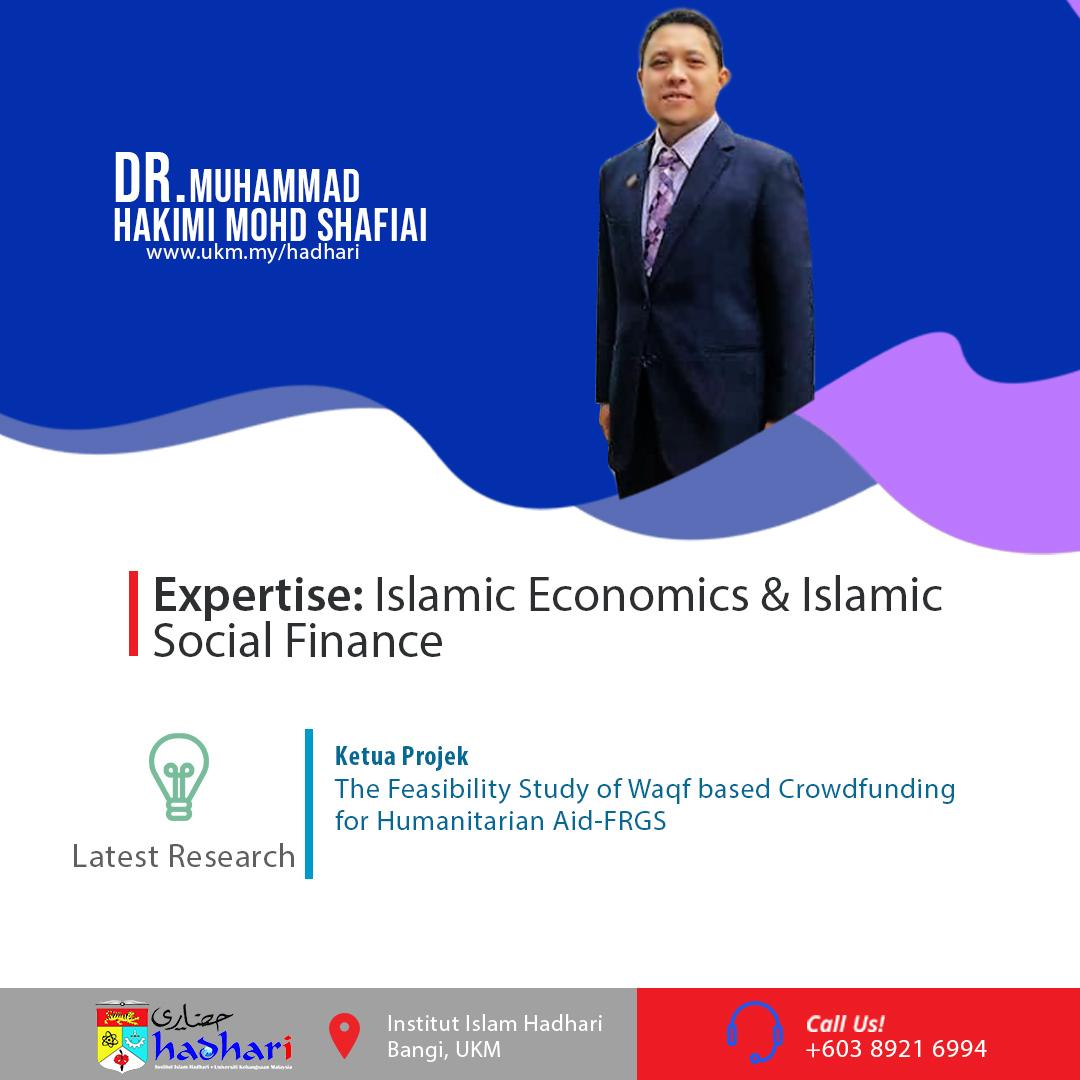 felo poster Dr. Muhammad Hakimi Mohd Shafiai