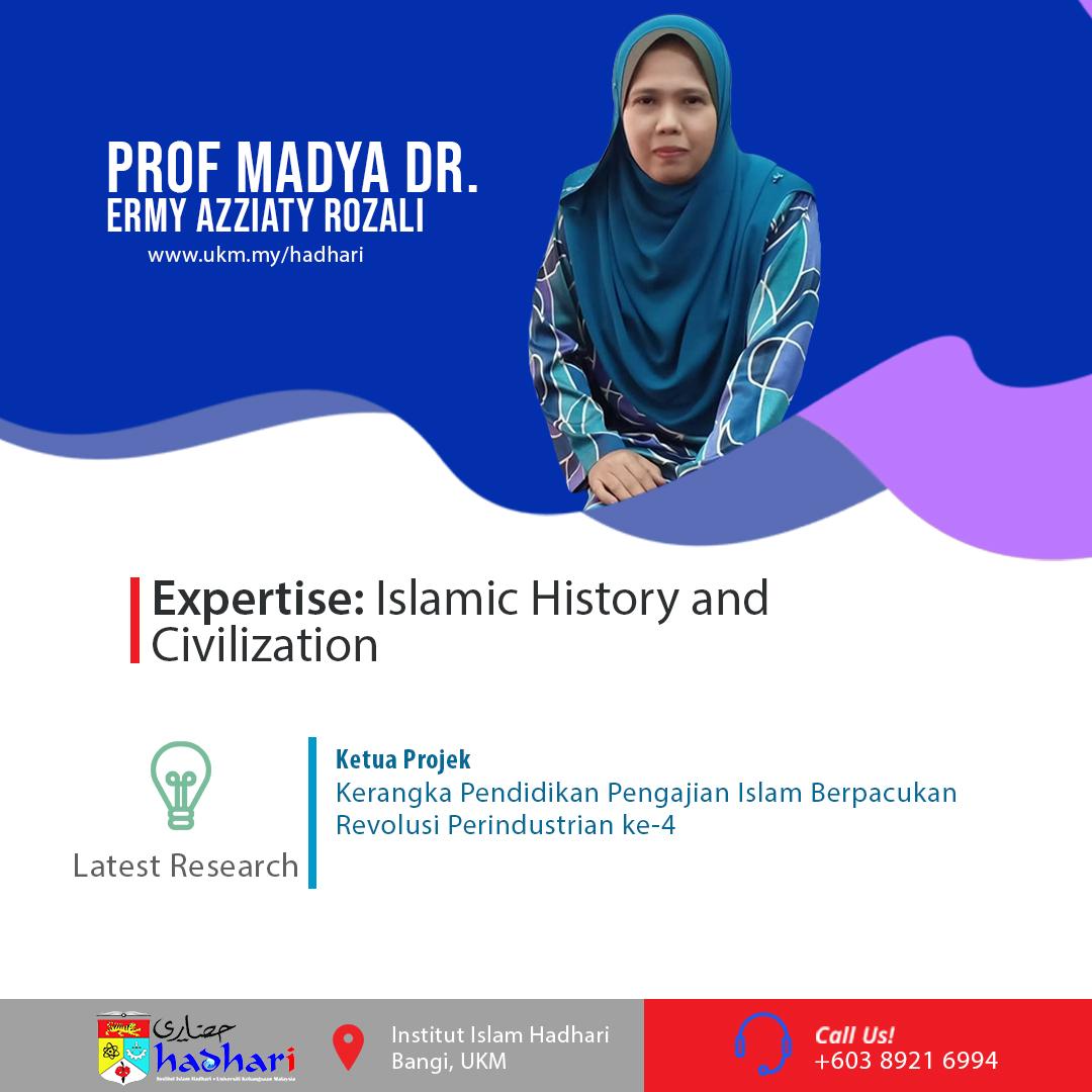 felo poster Prof. Madya Dr. Ermy Azziaty Rozali