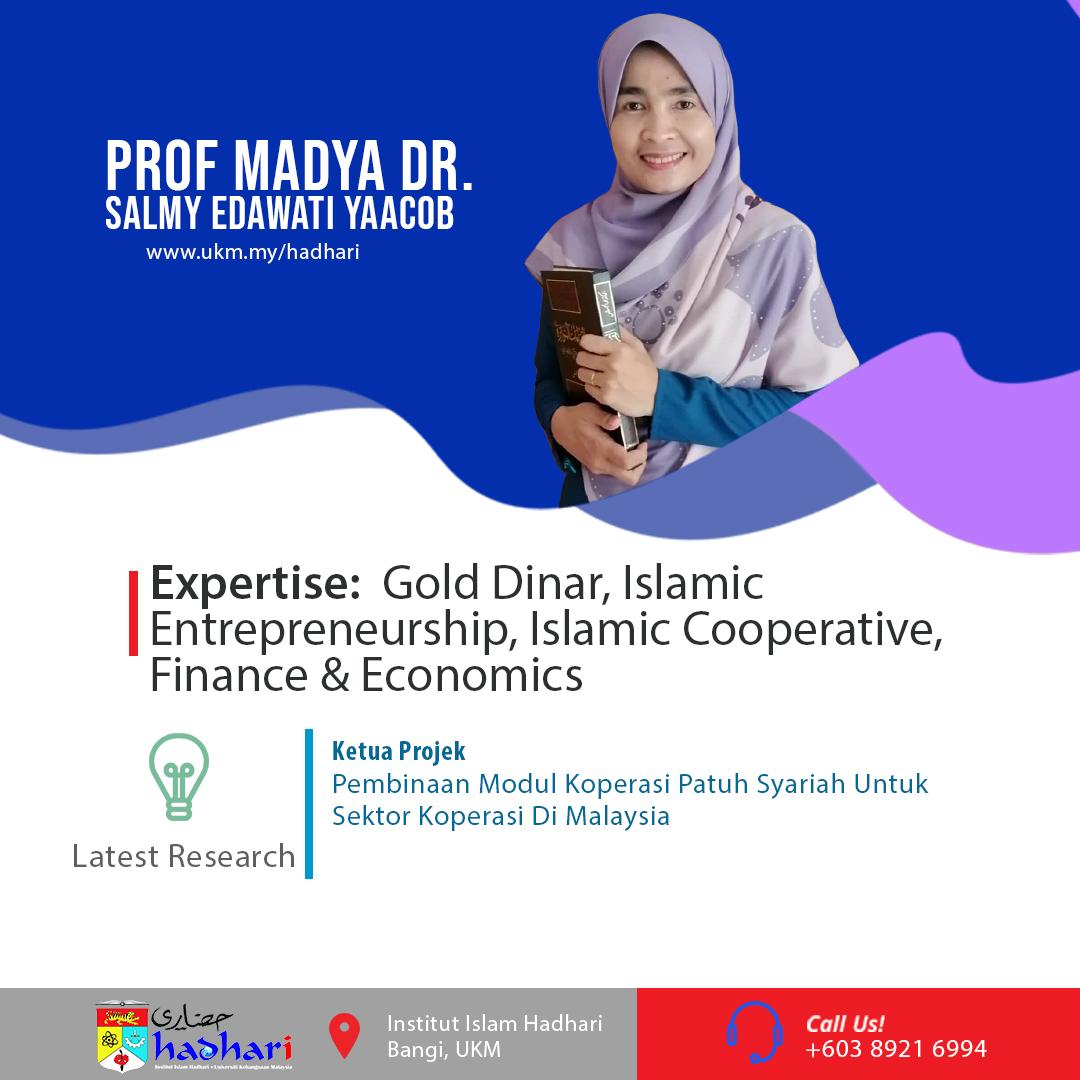 felo poster Prof. Madya Dr. Salmy Edawati Yaacob