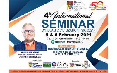 4th International Seminar of Islamic Civilization (ISIC 2021)