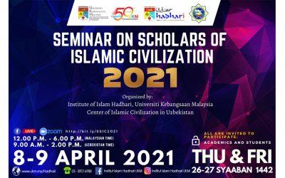 Seminar on Scholars of Islamic Civilization (SSIC 2021)