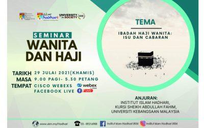 Seminar Wanita dan Haji
