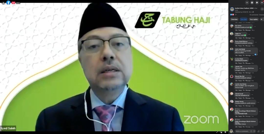 Seminar Wanita dan Haji - (1)