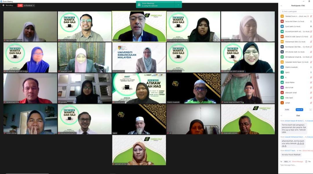Seminar Wanita dan Haji - (12)