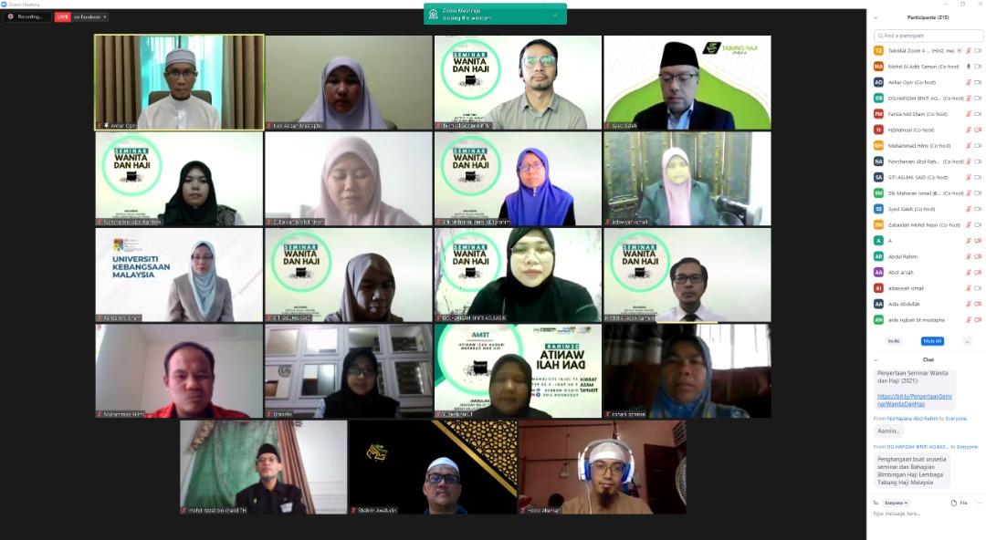 Seminar Wanita dan Haji - (19)