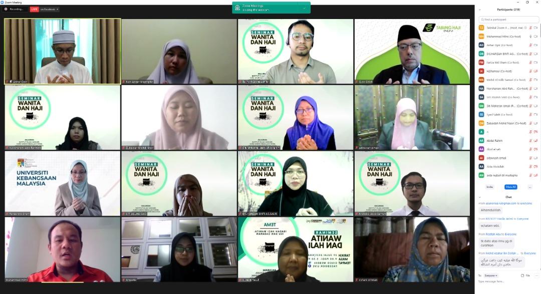 Seminar Wanita dan Haji - (20)