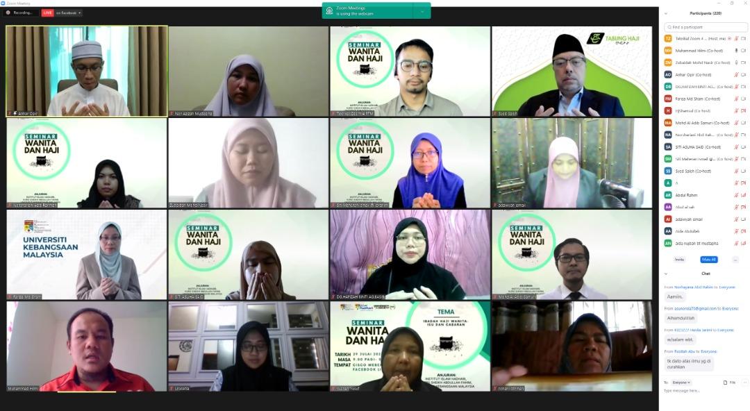 Seminar Wanita dan Haji - (21)