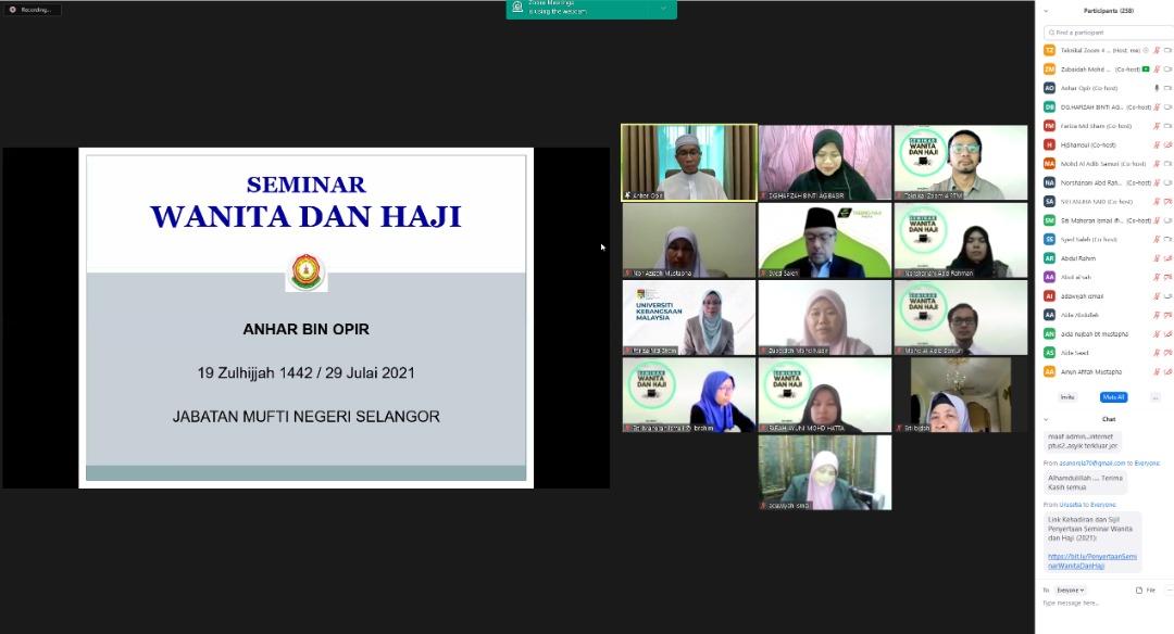Seminar Wanita dan Haji - (23)