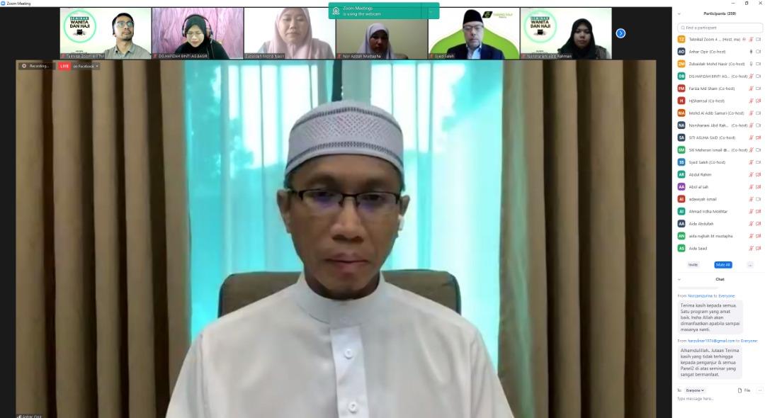 Seminar Wanita dan Haji - (25)