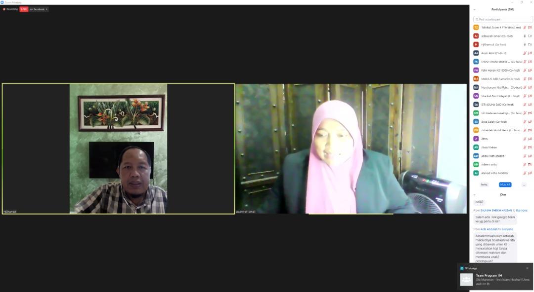 Seminar Wanita dan Haji - (40)
