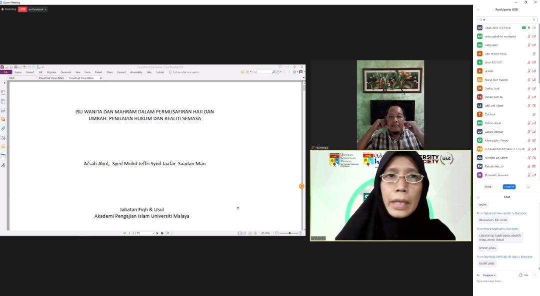 Seminar Wanita dan Haji - (41)