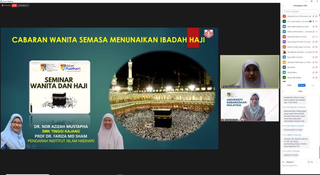 Seminar Wanita dan Haji - (49)