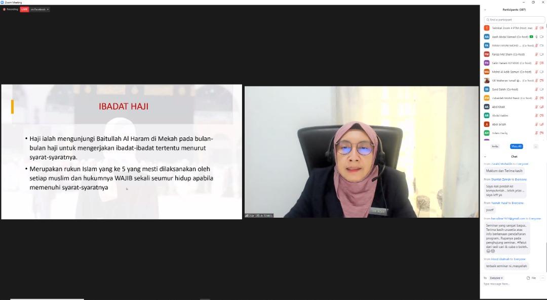 Seminar Wanita dan Haji - (51)