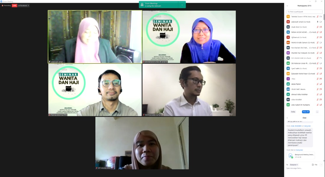 Seminar Wanita dan Haji - (6)