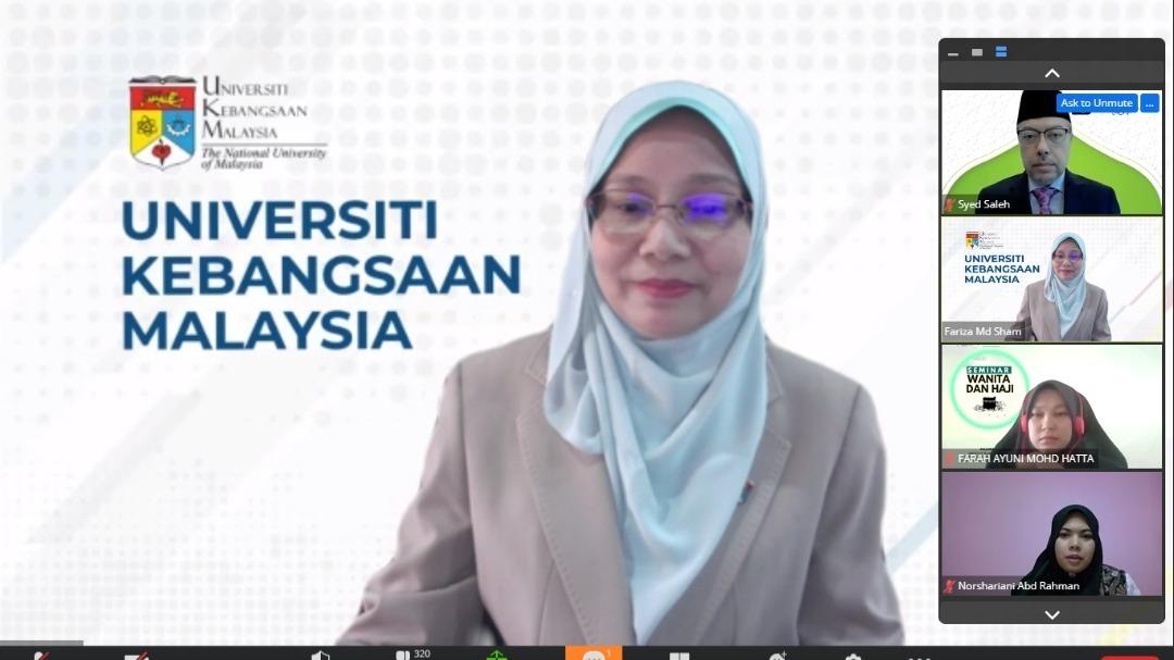 Seminar Wanita dan Haji - (7)