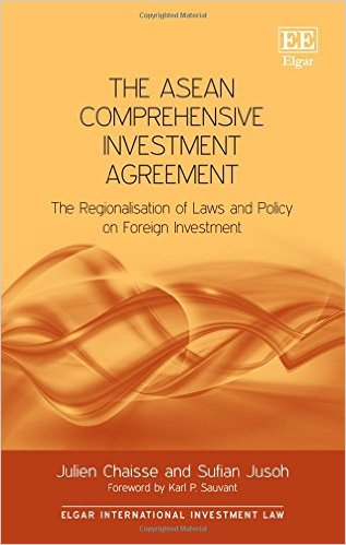 THE ASEAN COMPREHENSIVE INVESTMENT AGREEMENT: THE REGIONALIZATION OF LAWS AND POLICY ON FOREIGN INVESTMENT