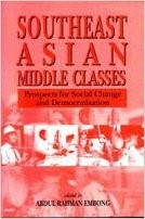 Southeast Asian Middle Classes: Prospects for Social Change and Democratisation