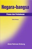 Negara-Bangsa: Proses dan Perbahasan (edisi kedua)