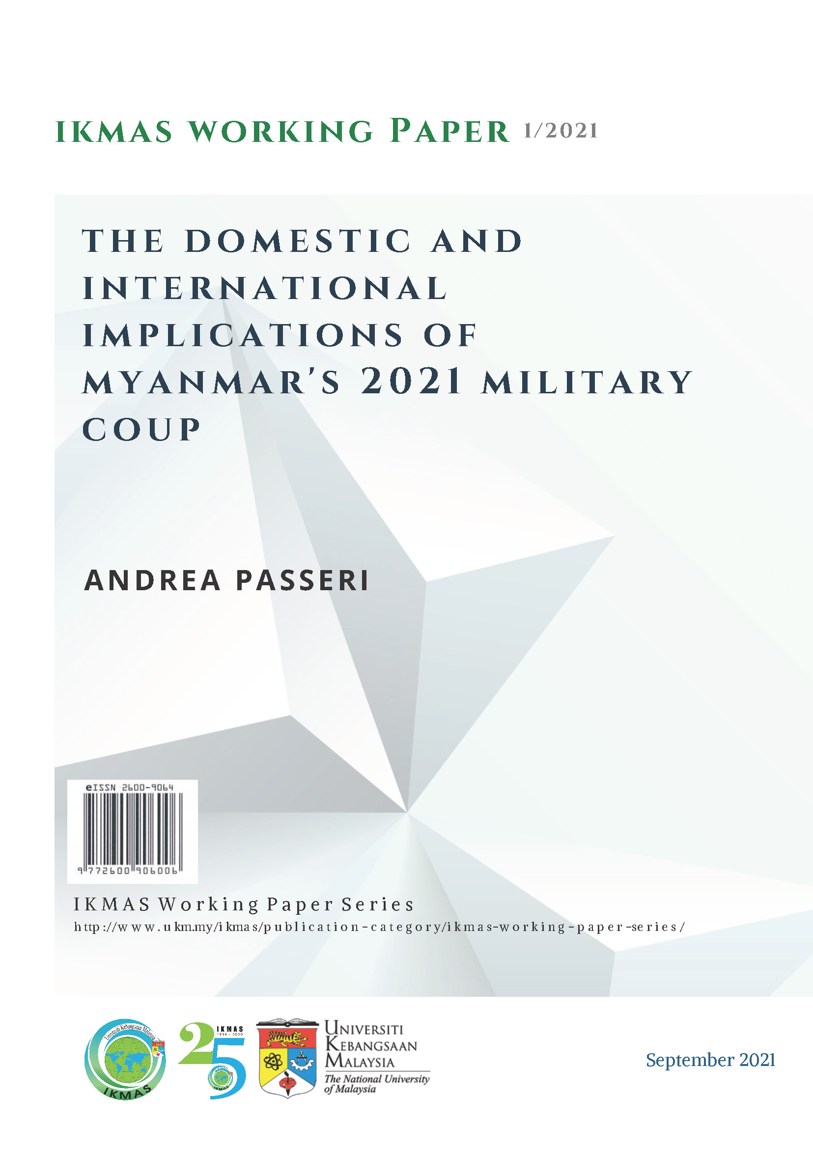 The Domestic and International Implications of Myanmar's 2021 Military Coup