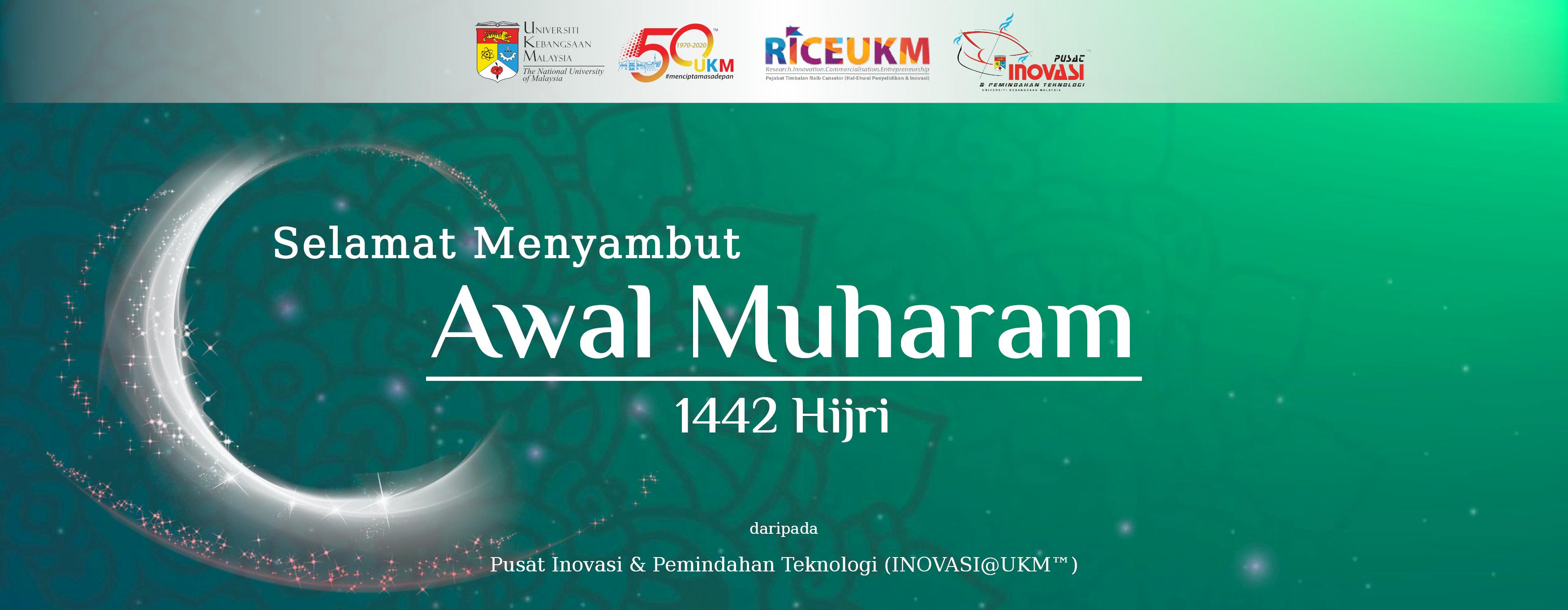 Awal Muharam 1442h