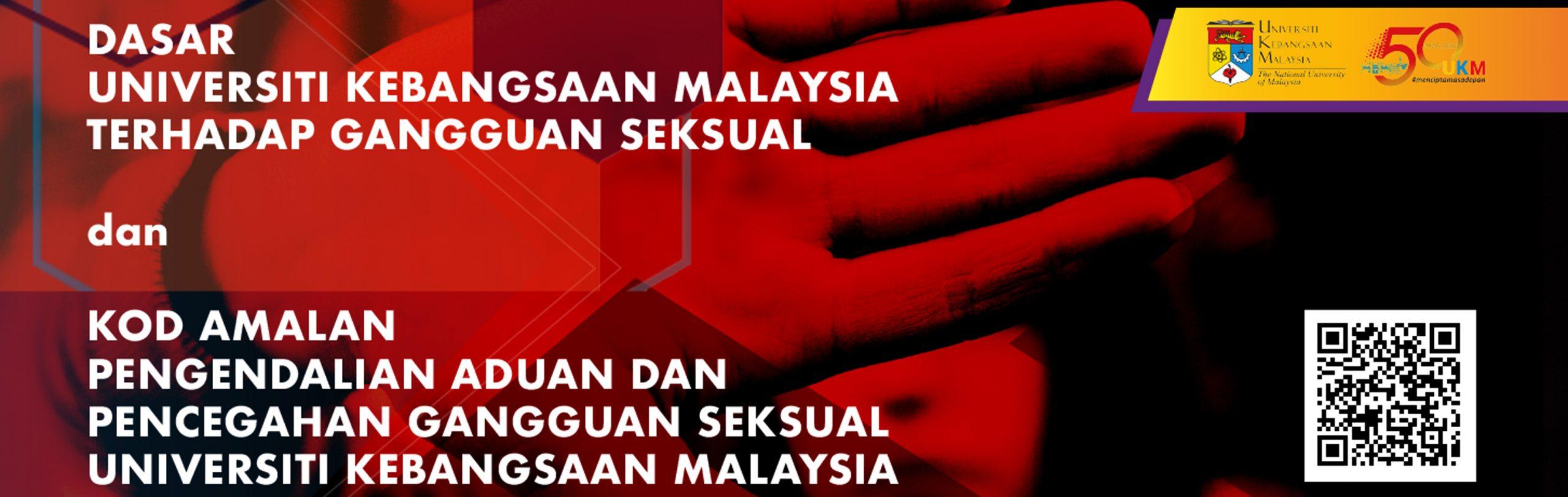 Dasar dan Kod Amalan Gangguan Seksual