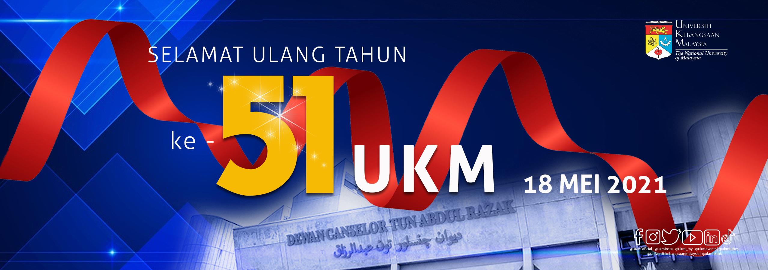 UKM 51 Tahun