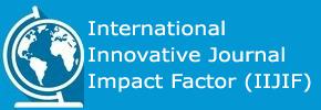 IIJIF-International Innovative Journal Impact Factor