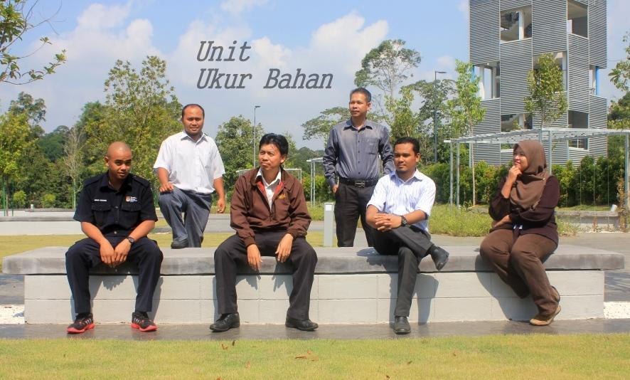 Gambar Unit Ukur Bahan
