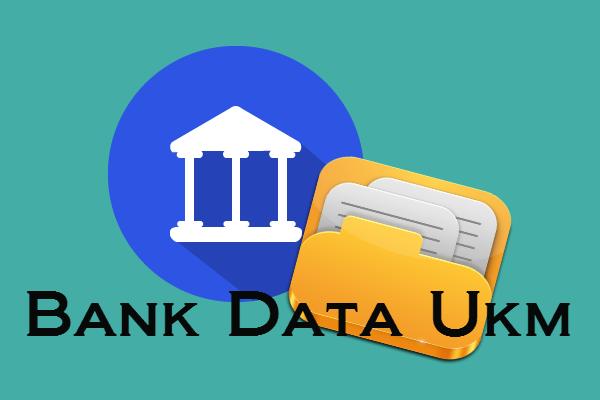 BANK DATA UKM