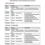 TAKLIMAT PELAJAR BAHARU TAHUN 1, SEMESTER 1 SESI 20152016