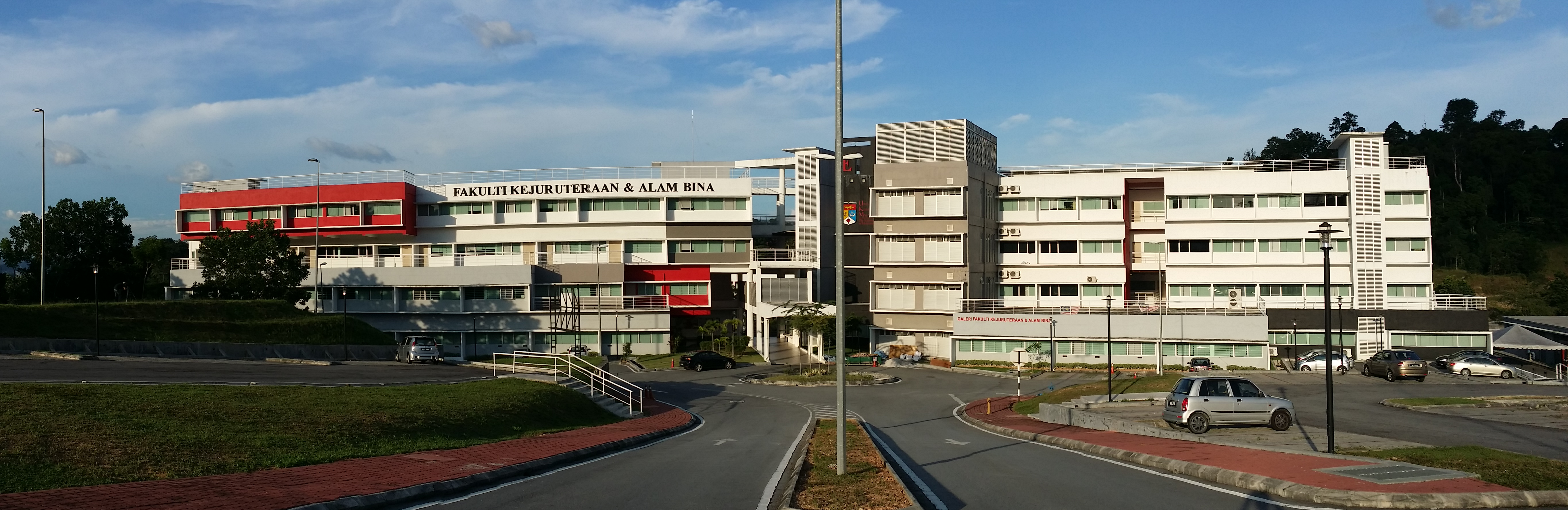 UKM's Faculty of Engineering and Built Environment