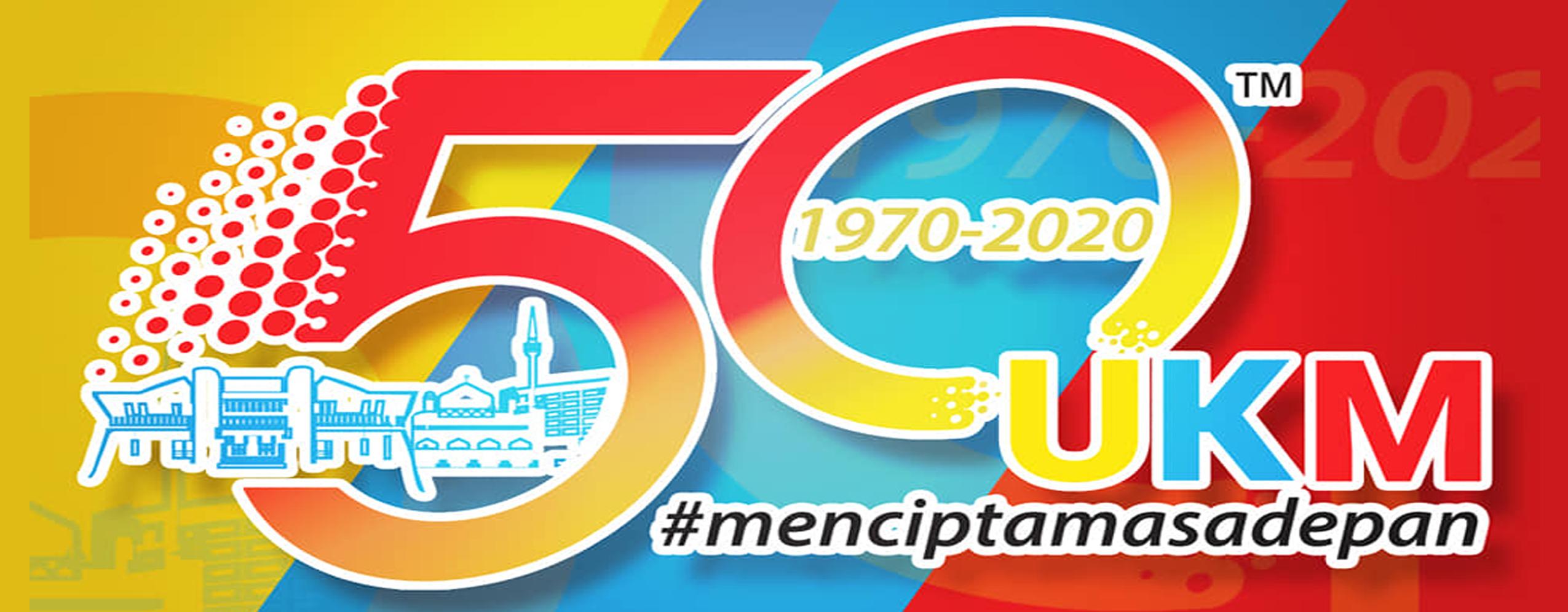 50 tahun ukm