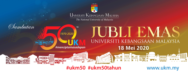 Sambutan 50 tahun UKM