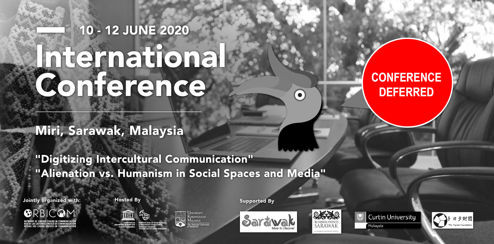 International Conference on Digitizing Intercultural Communication