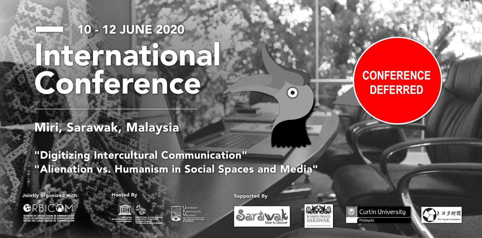International Conference on Digitizing Intercultural Communication