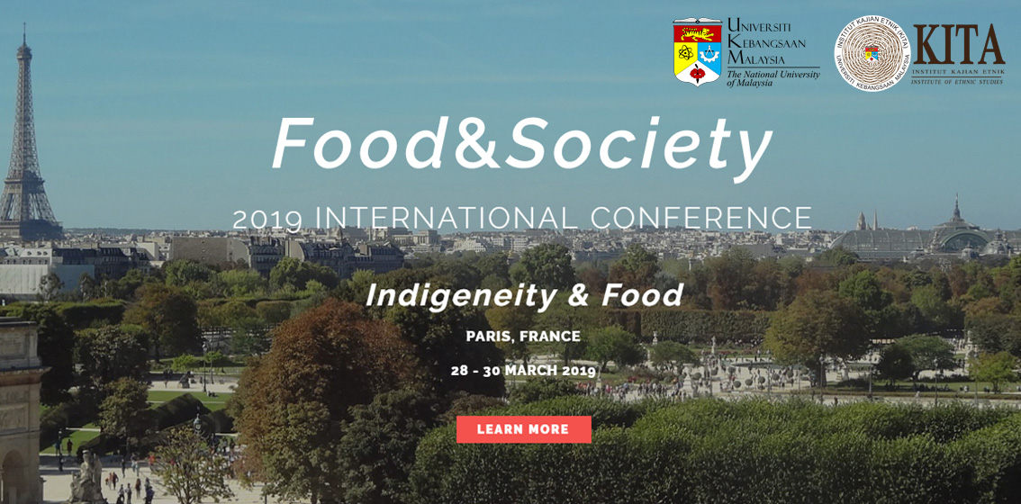 2019 Food & Society International Conference