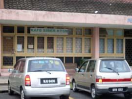 Kafe Siber KTSN