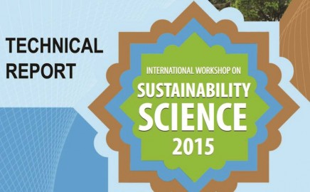 Technical Report: Sustainability Science Workshop, Kuala Lumpur 2015