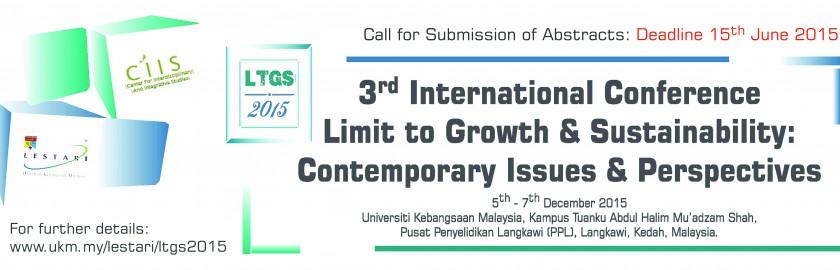 International Conference: LTGS 2015