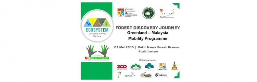 Forest Discovery Journey: Greenland – Malaysia Mobility Programme