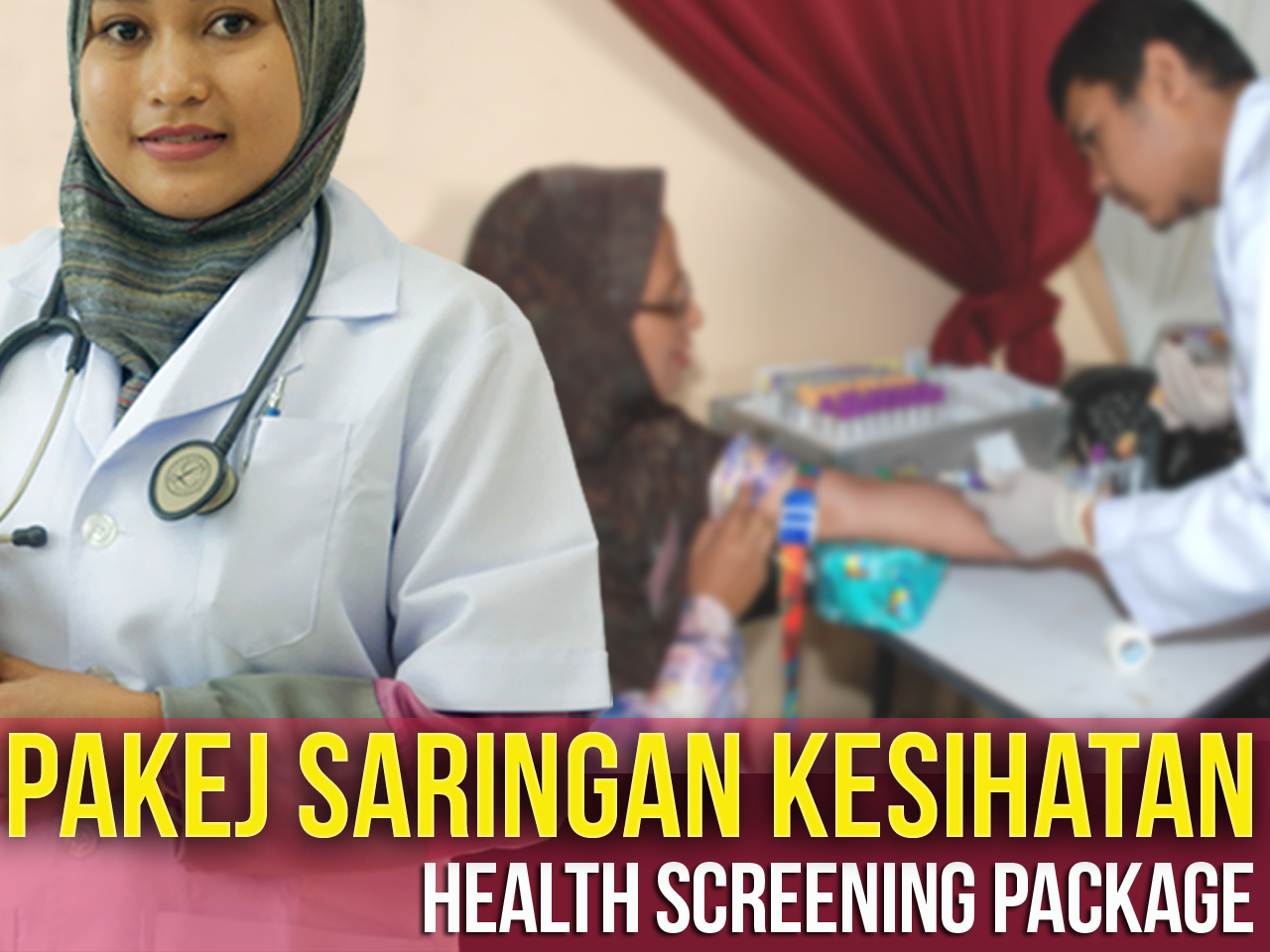 Pakej Ujian Saringan Kesihatan