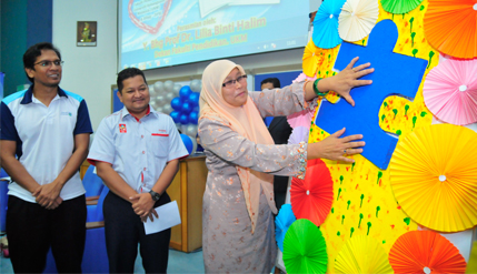 UKM Helps Autistic Kids Advance To Mainstream Education