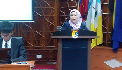 Nancy Shukri: Law Reform a Culture, Not An Event