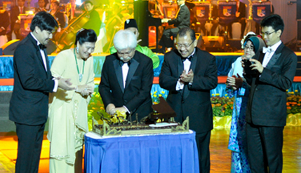 Gala Evening For Tuanku Muhriz's 66th Birthday