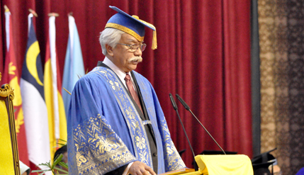 Continue Serving The People, Urges UKM Chancellor