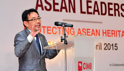 UKM And CIMB Foundation Foster ASEAN Youths In Heritage Protection