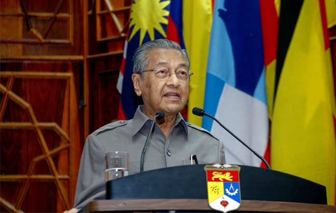 Sanctions Should Be Made Illegal Tun Mahathir