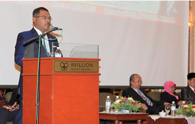 Malacca Ready to Be World Maritime Power Again – Chief Minister